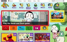 CBeebies, ¡aprender inglés jugando online!