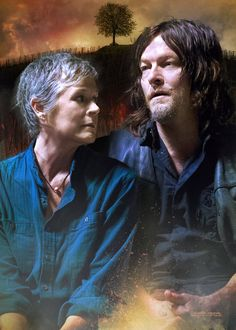 Are daryl and carol going to hook up