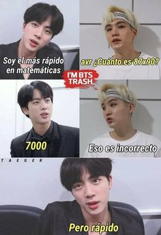 Memes Kpop Funny Hilarious Ideas For 2019 Bts Taehyung, Bts Jungkook, K Pop, Frases Bts, Kpop Memes, Memes Funny Faces, Bts Chibi, Relationship Memes, Bts Lockscreen