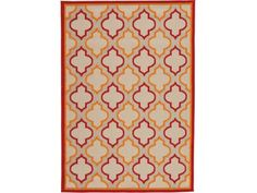 Machine Woven Traditional Morrocan Panel Design in Red and Orange. Tufted for High/Low Effect. Orange Palette, Up For The Challenge, Accent Rugs, Indoor Outdoor, Weaving, Make It Yourself, Traditional, High Low, Red
