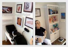 Patricia Cruzat Artesania y Color: Ginecologo