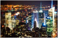 NYC: night views of Manhattan
