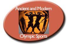 Древните олимпийски спортове. Подходящо за прогимназиален етап. Изучаване на елинската култура и старогръцките легенди и митове