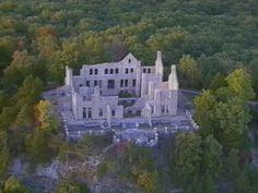HA HA Tonka Castle  Camdenton, Missouri