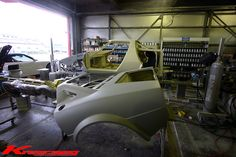 Lancia Stratos full chassis restoration done by Kreissieg - Teamspeed.com Alfa Romeo, Maserati, Restoration, Gym, Exotic Cars, Refurbishment, Workouts, Gym Room, Gymnastics Room