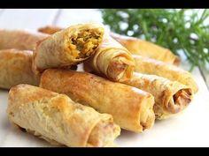 Cigares au poulet - Blog cuisine marocaine / orientale Ma Fleur d'Oranger / Cuisine du monde /Recettes simples et cratives