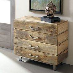 Coast to Coast Imports 4 Drawer Chest & Reviews | Wayfair