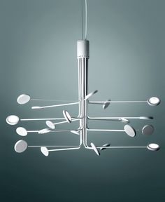 Icone Luce Brembate Mattia Aquila Lamp Designlight Designarborslightscontemporary Chandelierlight Stylechandeliersartlamp Light