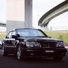 "200 Likes, 1 Comments - @w124gram on Instagram: ""#mercedes #benz #w124 #e500 #e60 #amg #evo #black #beauty #amazing #car #rims #mercedeslove #shine…"""