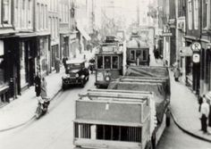 Geheugen van GVB tramlijn 12 - historie