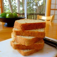 One Perfect Bite: Dilled Wheat Bread, Home Depot and Me