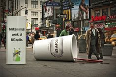 80 Ultra Creative, Clever & Inspirational Ads http://arcreactions.com/