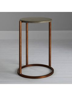 57a98a472e0 BuyJohn Lewis   Partners Asha Side Table Online at johnlewis.com