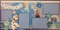 Frozen layout