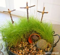 Easter garden how to easter pinterest gardens cant wait easter garden how to easter pinterest gardens cant wait and year negle Image collections