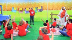 Barnyard Roundup's Bible Challenge is a Concordia exclusive, where children are challenged to memorize Scripture by digging into God's Word, solving Bible co...