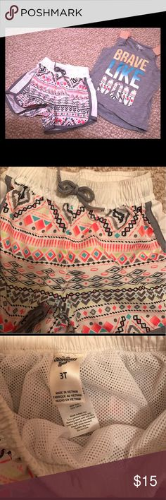 Osh Kosh B'gosh active wear outfit Osh Kosh B'gosh active wear outfit size 3T Osh Kosh Matching Sets