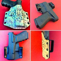 28 Best Custom Kydex Gun Holsters Images In 2016 Custom Guns