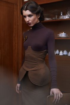 toxicnotebook:  KNAPP The Post-War collection A/W 2012/2013