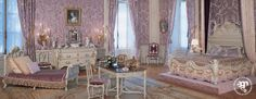 Essay in Pink - Marble House Bedroom | Newport Mansions