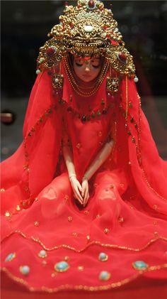 Чарующие куклы Марины Бычковой на VII Международном Салоне Кукол / Выставка кукол - обзоры, репортажи, информация, фото / Бэйбики. Куклы фото. Одежда для кукол