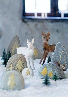 Préparer Noël, c'est aussi partager de bons moments en famille. Pourquoi ne pas fabriquer ensemble des décorations de Noël ? Voilà des ...
