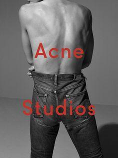 Acne Studios A/W 2014. Shot by Viviane Sassen. Model Vivien Solari.