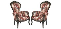 colored #armchairs