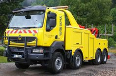 RENAULT 8X4 - RECOVERY SRMB