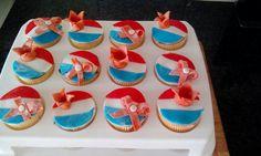Cupcakes voor koningendag
