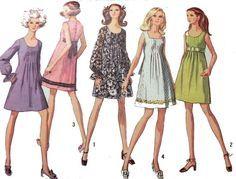 babydoll dresses 90s - Google Search