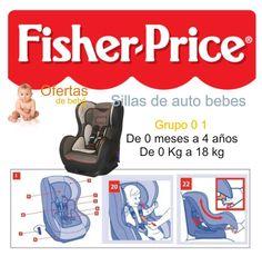 SANDS las mejores ofertas en sillas de auto bebes grupo 0 1 donde comprar baratas fisher price