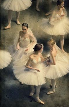 Ballerinas and Poise