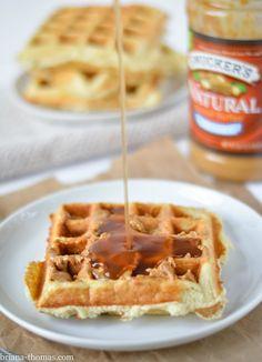 5-Ingredient Waffles & Pancakes - Briana Thomas