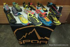 Zapatillas trail running: Novedades La sportiva 2014