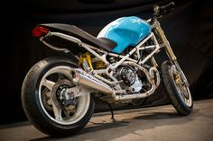 Ducati Monster 900 1993  #fmprojects #exhaust