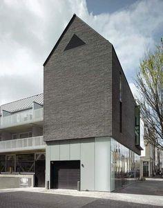 Het Zwarte Huis Bakers Architecten