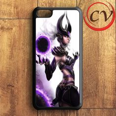 Syndra Sexy Girl League Of Legend iPhone 5C Case