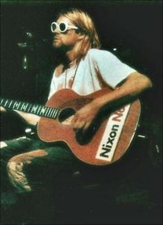 Kurt, with his famous glasses
