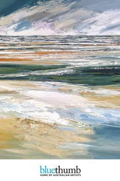 Our new seascape category just landed! To celebrate, we've compiled a list of the year's best artists making waves in this style. Art Story, Making Waves, Best Artist, Fashion Art, Art Gallery, Landscapes, Scenery, Coast, Trends