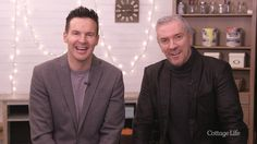 Colin and Justin answer our favourite cottage questions