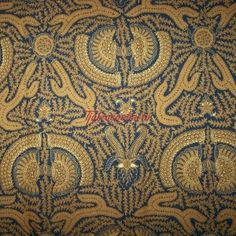 Tjokrosuharto collection. Batik Solo 'Babon Angrem Black'