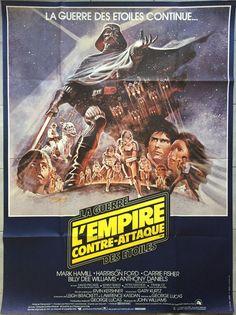Anonymous - Star Wars L'Empire contre-attaque / The Empire strikes back (Harrison Ford) - 1980 - W.B.