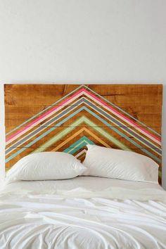 De lunes a domingo: DIY Cabeceros Low Cost para personalizar tu cama
