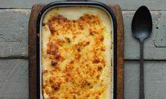 Ann Taruschio and Franco Taruschio's lasagna bolognese
