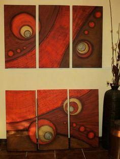 Modern Art, Contemporary Art, Small Canvas, Mosaic Wall, Diy Art, Canvas Wall Art, Abstract Art, Sketches, Artwork