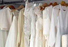 Vestidos de Novia Show Room Wardrobe Rack, Victoria, Boutique, Brides, Wedding Dresses