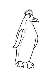 ausmalbild schwimmender vogel zum ausmalen. ausmalbilder | ausmalbildervögel | malvorlagen