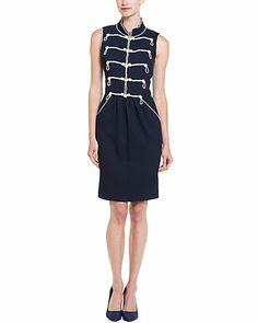 Chanel Navy Dress