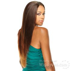 Freetress Equal Synthetic Hair Invisible Part Lace Front Wig - STACY [2399]